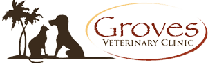 Groves Veterinary Clinic Logo